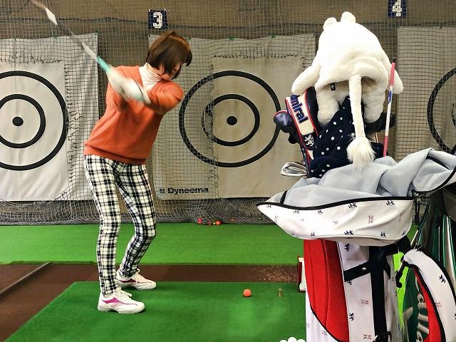 ゴルフスクール プロのレッスン付き